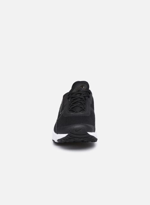 Baskets Nike Nike Air Max 2090 Gs Noir vue portées chaussures