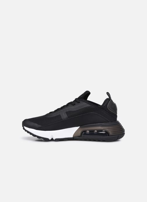 Baskets Nike Nike Air Max 2090 Gs Noir vue face