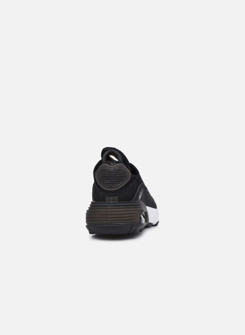 Baskets Nike Nike Air Max 2090 Gs Noir vue droite