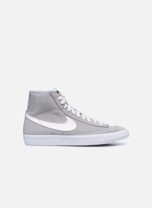 Sneaker Nike Nike Blazer Mid '77 Suede (Gs) grau ansicht von hinten