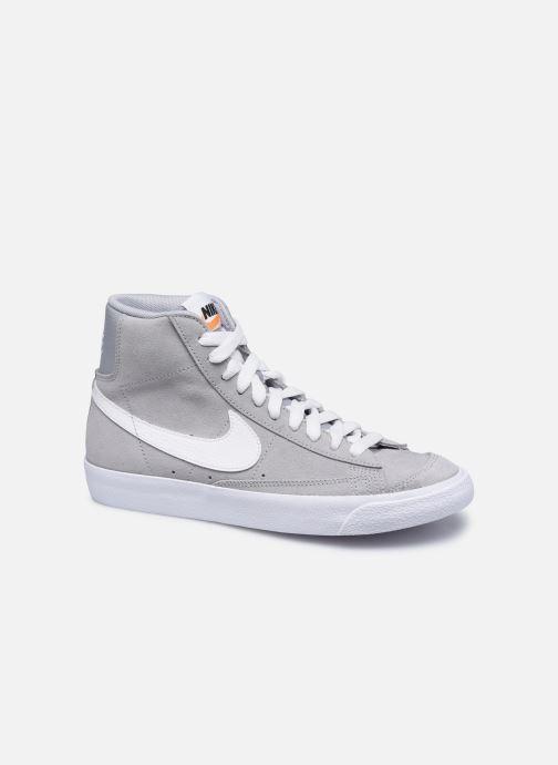 Baskets Nike Nike Blazer Mid '77 Suede (Gs) Gris vue détail/paire