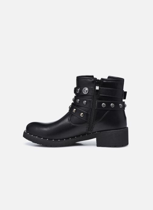 Bottines et boots Initiale Paris Rosny Noir vue face