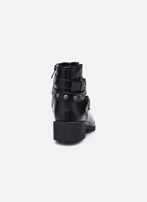 Bottines et boots Initiale Paris Rosny Noir vue droite