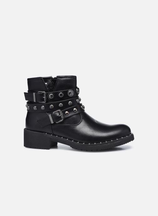 Bottines et boots Initiale Paris Rosny Noir vue derrière