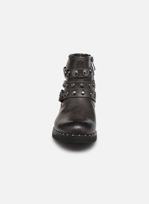 Ankelstøvler Initiale Paris Rosny Grå se skoene på