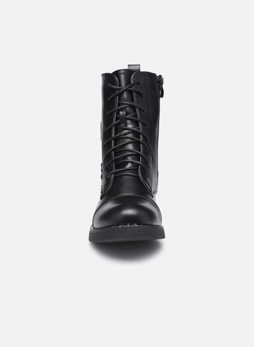 Ankelstøvler Initiale Paris Tea Sort se skoene på
