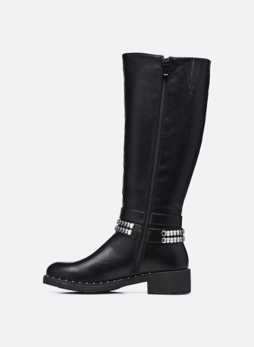 Støvler & gummistøvler Initiale Paris Telma Sort se forfra