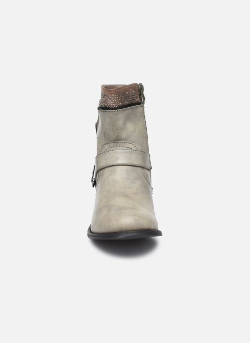 Ankelstøvler Initiale Paris Trouble Grå se skoene på