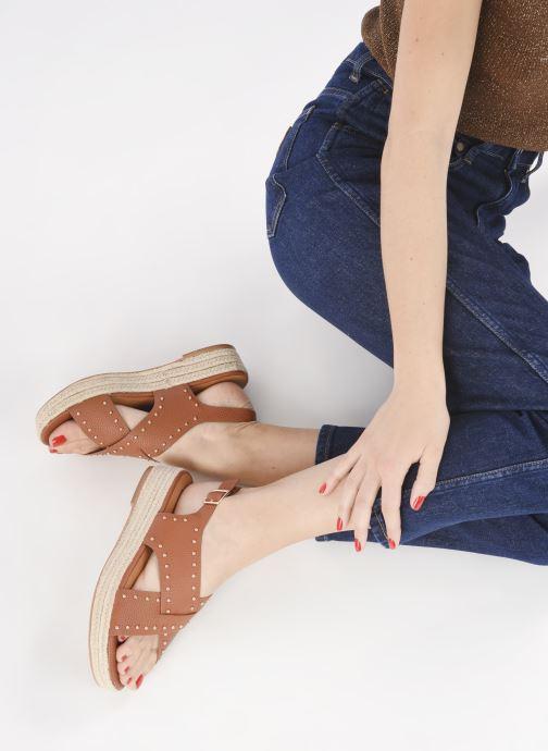 Espadrilles I Love Shoes DORIS Bruin onder