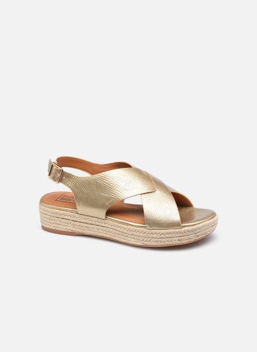Espadrilles I Love Shoes DORIS Goud en brons detail