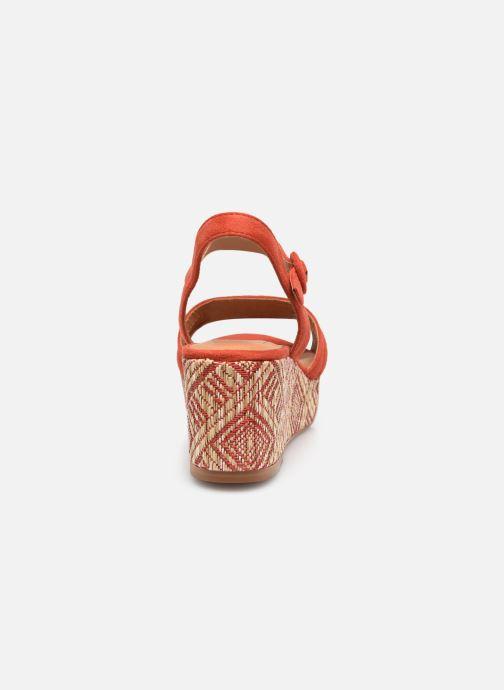 Espadrilles I Love Shoes DAPHNE Oranje rechts