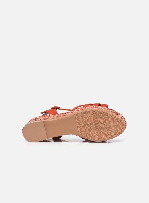 Espadrilles I Love Shoes DAPHNE Oranje boven
