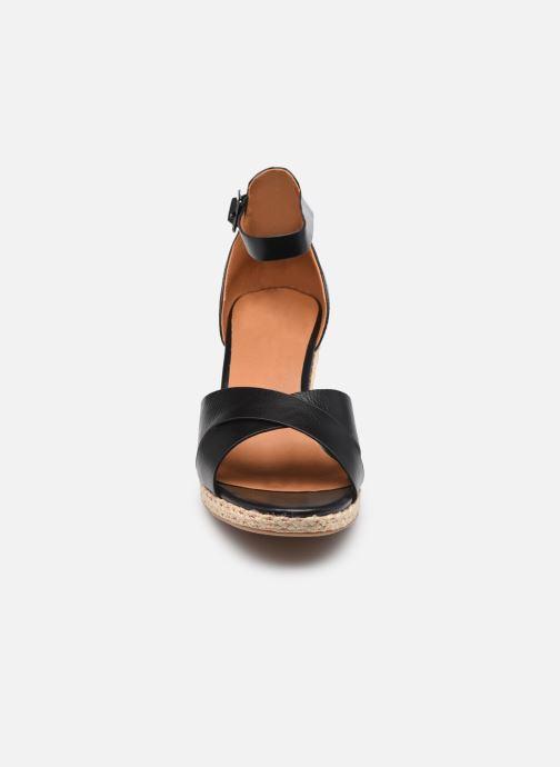 Espadrilles I Love Shoes DOVE Noir vue portées chaussures