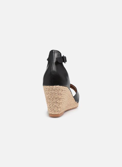 Espadrilles I Love Shoes DOVE Noir vue droite