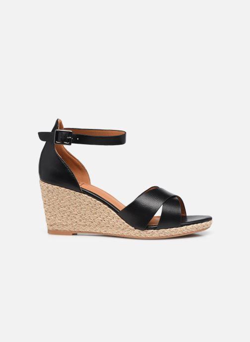 Espadrilles I Love Shoes DOVE Noir vue derrière