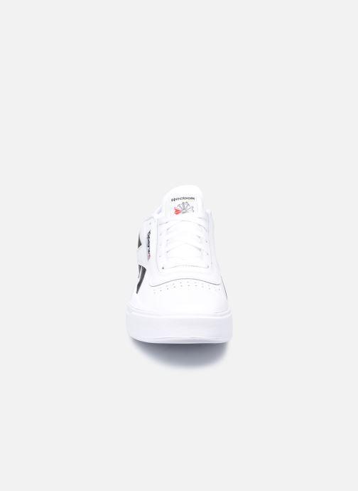 Sneaker Reebok Reebok Legacy Court weiß schuhe getragen