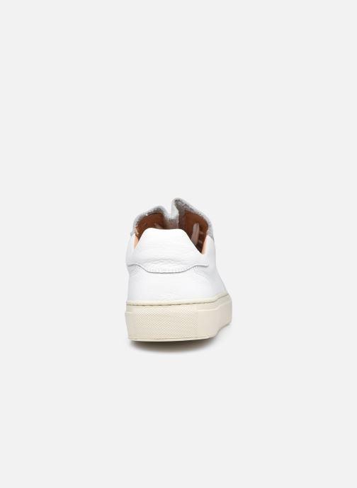 Sneaker Minelli F51 701 weiß ansicht von rechts