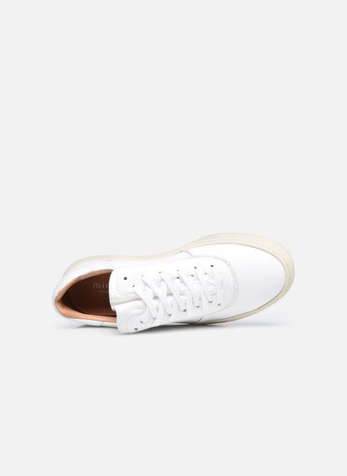Sneaker Minelli F51 701 weiß ansicht von links