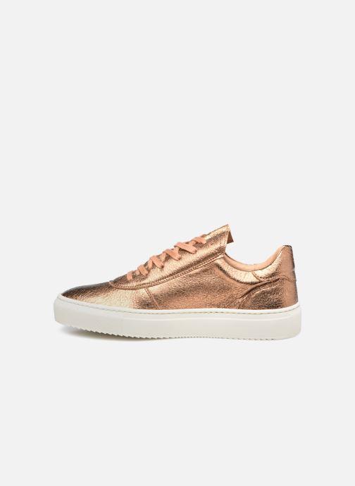 Sneaker Minelli F51 701/MET gold/bronze ansicht von vorne