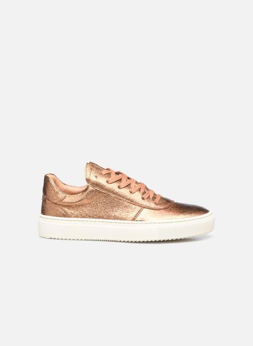 Sneaker Minelli F51 701/MET gold/bronze ansicht von hinten