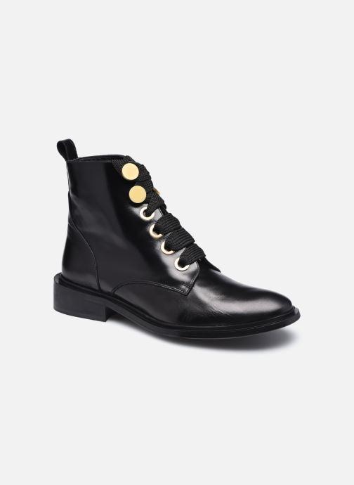 Bottines et boots Minelli F60 327 Noir vue détail/paire