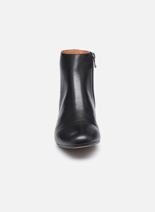 Stiefeletten & Boots Minelli F60 524 schwarz schuhe getragen