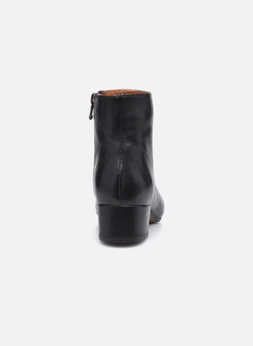 Stiefeletten & Boots Minelli F60 524 schwarz ansicht von rechts
