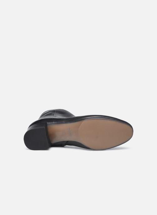 Stiefeletten & Boots Minelli F60 524 schwarz ansicht von oben