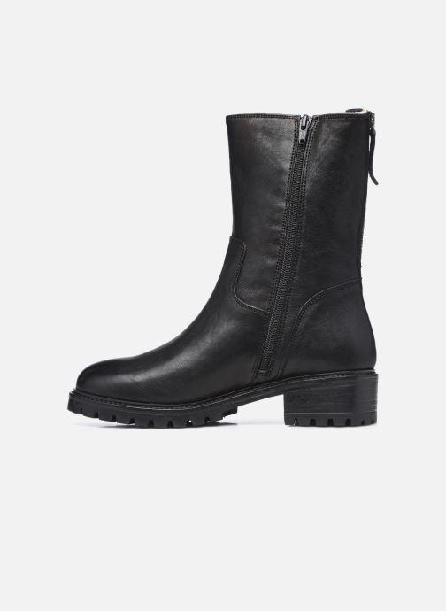 Stiefeletten & Boots Minelli F60 751 schwarz ansicht von vorne