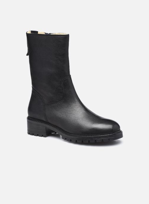 Stiefeletten & Boots Minelli F60 751 schwarz detaillierte ansicht/modell