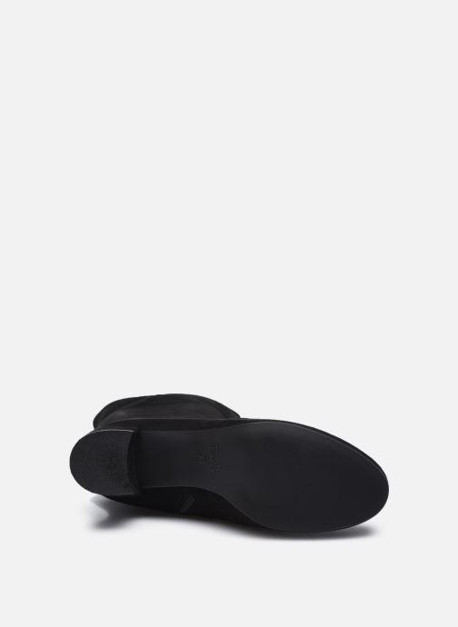 Botas Minelli F70 101/VEL Negro vista de arriba