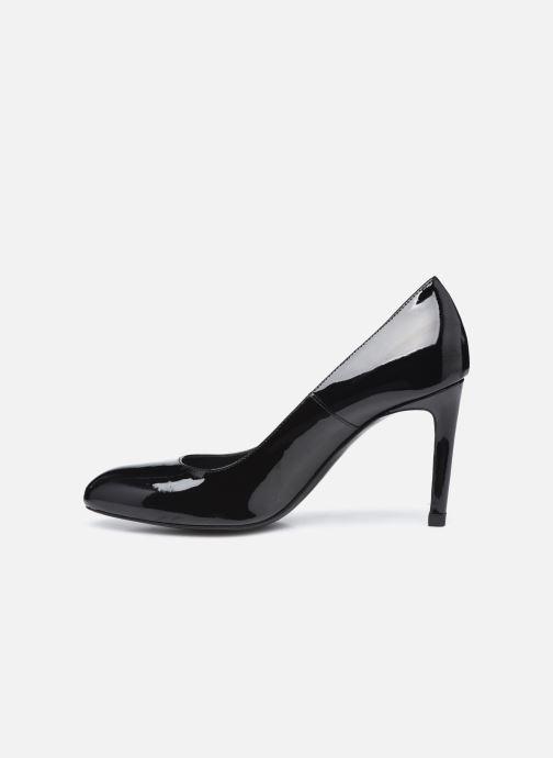 Zapatos de tacón Minelli F91 716/VER Negro vista de frente