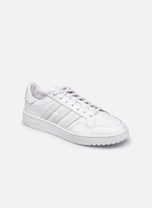 Sneakers adidas originals Team Court W Wit detail