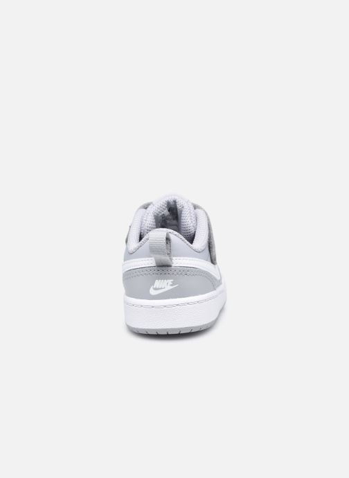 Baskets Nike Nike Court Borough Low 2 (Tdv) Gris vue droite
