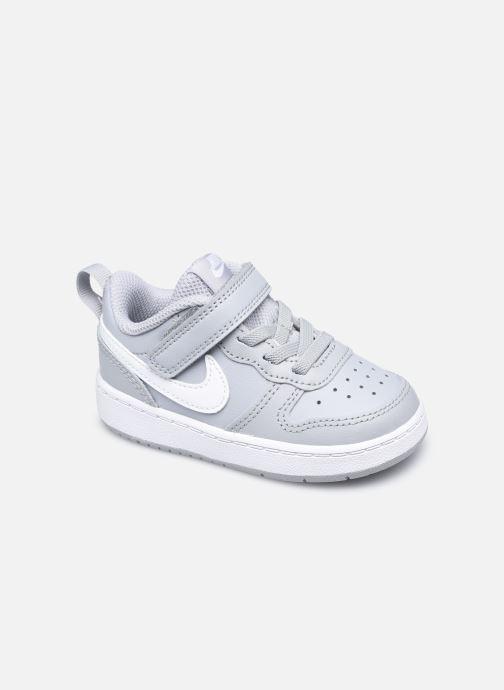 Baskets Nike Nike Court Borough Low 2 (Tdv) Gris vue détail/paire