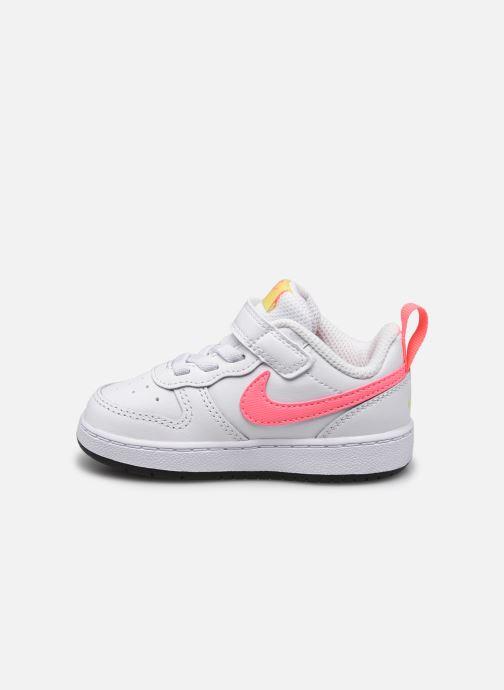Sneaker Nike Nike Court Borough Low 2 (Tdv) weiß ansicht von vorne