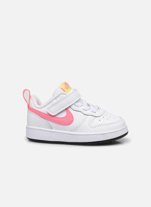 Sneaker Nike Nike Court Borough Low 2 (Tdv) weiß ansicht von hinten