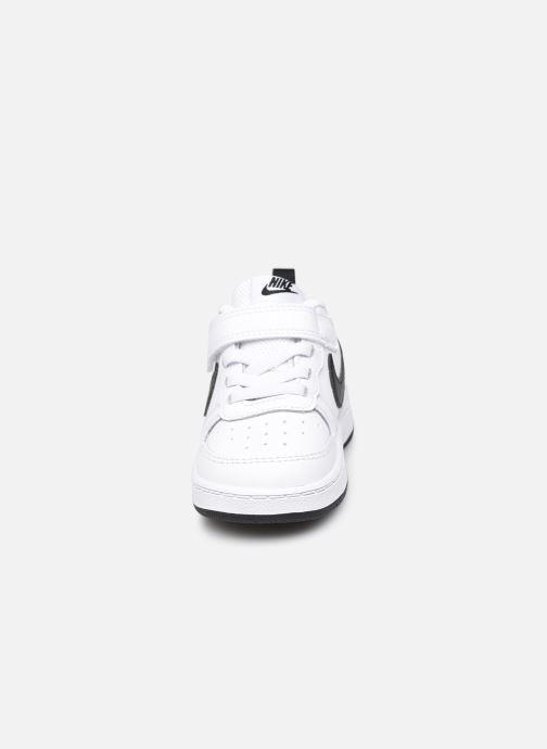 Sneakers Nike Nike Court Borough Low 2 (Tdv) Wit model