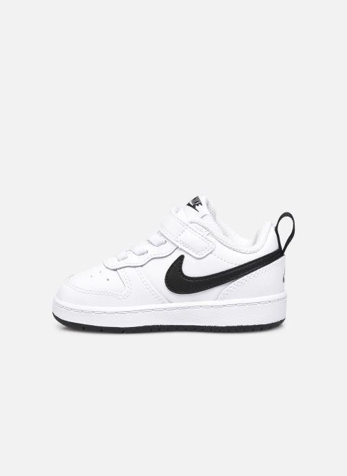 Sneakers Nike Nike Court Borough Low 2 (Tdv) Wit voorkant