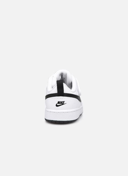 Sneakers Nike Nike Court Borough Low 2 (Tdv) Wit rechts