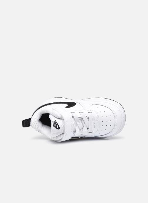 Sneakers Nike Nike Court Borough Low 2 (Tdv) Wit links