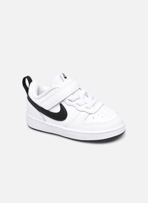 Sneakers Nike Nike Court Borough Low 2 (Tdv) Wit detail