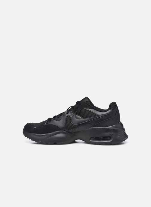 Baskets Nike Nike Air Max Fusion (Gs) Noir vue face