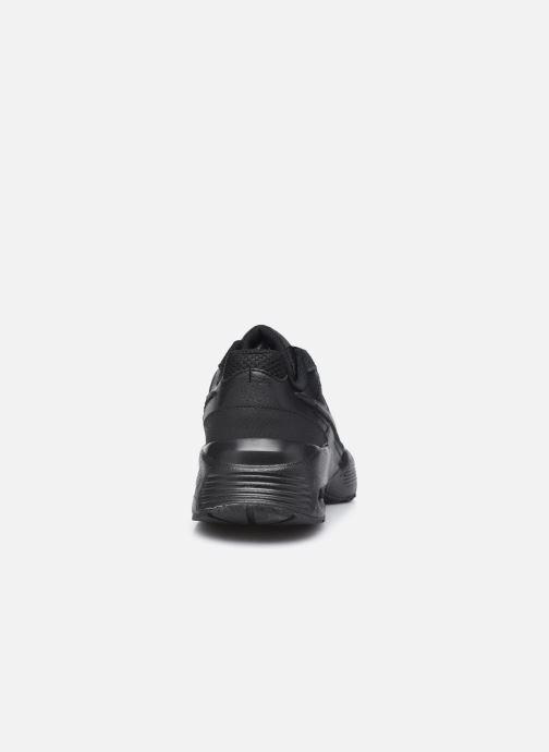Sneaker Nike Nike Air Max Fusion (Gs) schwarz ansicht von rechts