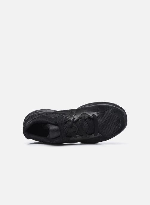 Baskets Nike Nike Air Max Fusion (Gs) Noir vue gauche