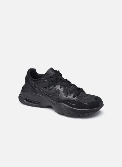 Baskets Nike Nike Air Max Fusion (Gs) Noir vue détail/paire