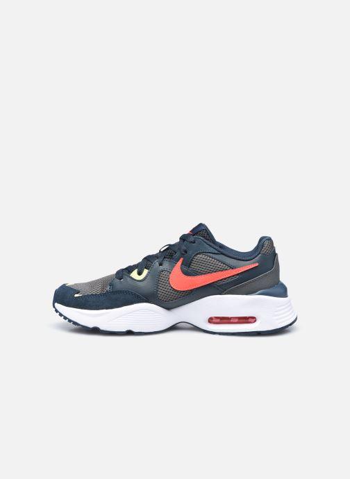 Sneaker Nike Nike Air Max Fusion (Gs) grau ansicht von vorne