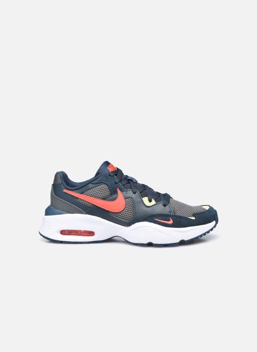 Sneaker Nike Nike Air Max Fusion (Gs) grau ansicht von hinten