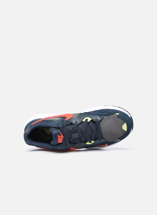 Sneaker Nike Nike Air Max Fusion (Gs) grau ansicht von links
