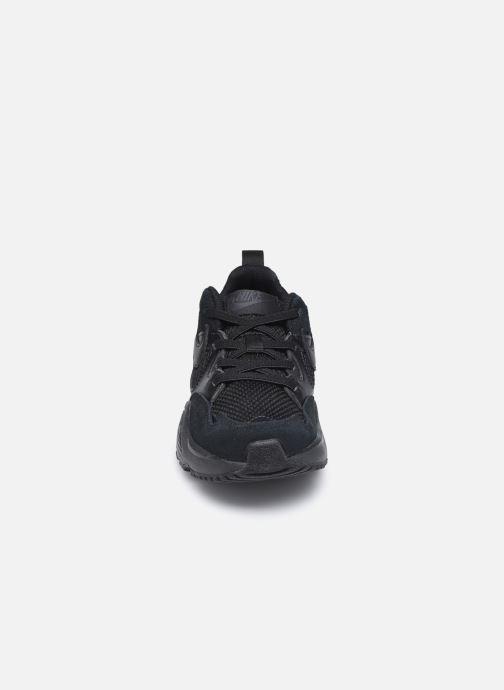 Sneakers Nike Nike Air Max Fusion (Ps) Nero modello indossato